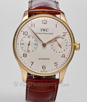 IWC | Portugieser 2000 Rotgold limitiert 750 Stück | Ref. 5000