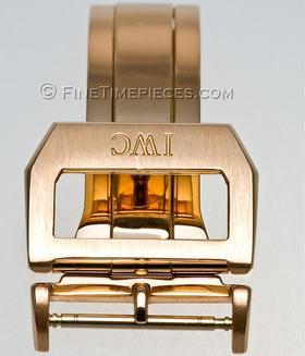 IWC | Faltschließe Rotgold | 18 mm