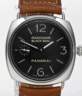 OFFICINE PANERAI   Radiomir Black Seal   Ref. PAM 183