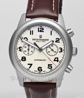 REVUE THOMMEN | Airspeed Retro Chronograph | Ref. 16064.6