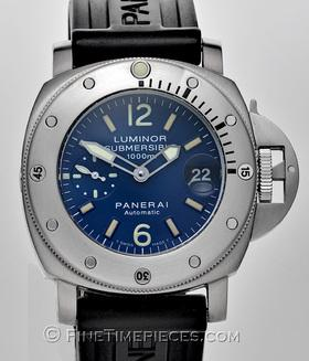 OFFICINE PANERAI | Luminor Submersible 1000 M  | Ref. PAM 87