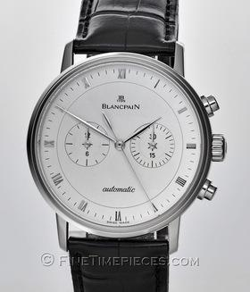 BLANCPAIN | Villeret Chronograph Automatic Weißgold | Ref. 4082-1542-55A