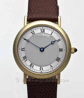 BREGUET | Classique Handaufzug Gelbgold | Ref. 3210 BA 112264