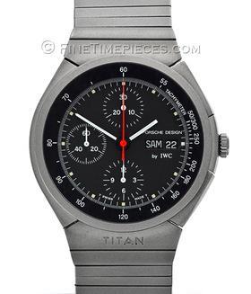 IWC | Porsche Design Titan Chronograph | Ref. 3702