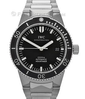 IWC | GST Aquatimer 2000 Edelstahl | Ref. 3536