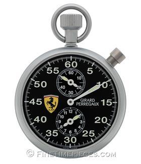 GIRARD PERREGAUX | pour Ferrari Sport Timer | Ref. 89600 . 0 . 12 . 6156