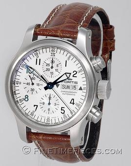 FORTIS | B-42 Flieger Automatic Chronograph | Ref. 635.10.12