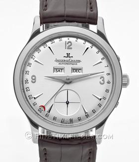 JAEGER-LeCOULTRE | Master Date Stahl | Ref. 147842A