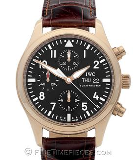 IWC | Fliegeruhr Chronograph Automatic Roségold | Ref. IW371713