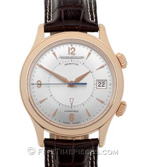 JAEGER-LeCOULTRE | Master Memovox Rotgold | Ref. 141.24.30