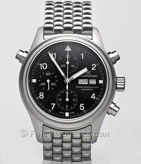 IWC | Fliegeruhr Doppelchronograph Klassik | Ref. 3713