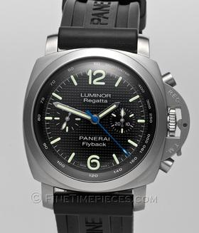 OFFICINE PANERAI | Luminor 1950 Regatta Flyback | Ref. PAM 253