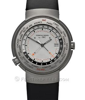 IWC | Porsche Design Reiseuhr World Time Alarm | Ref. 3821-002