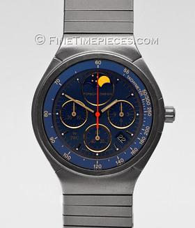 IWC | Porsche Design Quarz Chronograph Mondphase | Ref. 3742