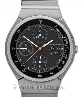 IWC | Porsche Design Automatic Chronograph | Ref. 3702-002