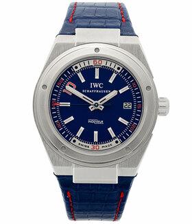 IWC | Ingenieur Automatic Edition Zinedine Zidane | Ref. IW323403