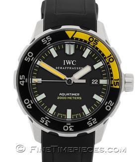 IWC | Aquatimer Automatik | Ref. IW3568-10