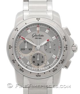 GLASHÜTTE ORIGINAL | Sport Evolution Chronograph | Ref. 39-31-44-04-14