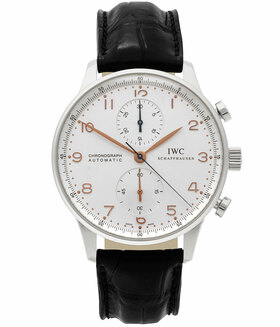 IWC | Portugieser Chronograph Automatic Service 2017 | Ref. IW371401