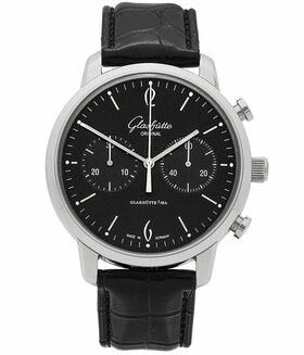 GLASHÜTTE ORIGINAL | Senator Sixties Chronograph |  Ref. 39-34-02-22-04