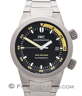 IWC | Aquatimer 2000 Automatic Titan | Ref. IW353803
