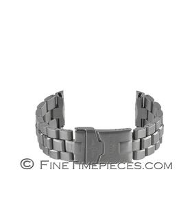 BREITLING   Professionalband Titan für Modelle mit 22 mm Anstossbreite   Ref. 888E / 0205