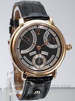 MAURICE LACROIX | Masterpiece Calendrier R�trograde | Ref. MP6368