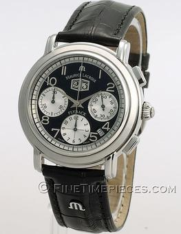 MAURICE LACROIX   Masterpiece FlyBack Annuaire   Ref. 15827