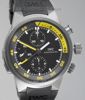 IWC | Aquatimer Split Minute Chronograph | Ref. IW372304