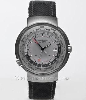 IWC | Porsche Design Reiseuhr World Time Alarm | Ref. 3821-002