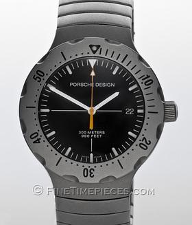 PORSCHE DESIGN | P6000 Automatic Diver Titan | Ref. PD.6501.10