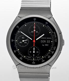IWC | Porsche Design Chronograph | Ref. 3702-002