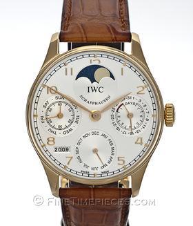 IWC | Portugieser Perpetual Calendar Rotgold | Ref. 5022 - 13
