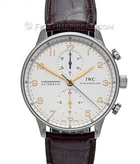 IWC | Portugieser Chronograph Automatic Edelstahl | Ref. 3714 - 01