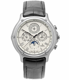 EBEL | 1911 Chronograph Automatic Perpetual Calendar Platin | Ref. 4136901