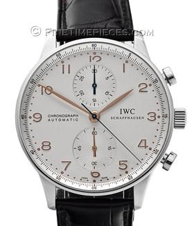 IWC | Portugieser Chronograph Automatic | Ref. 3714-01