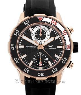 IWC | Aquatimer Chronograph Fly-Back 18 kt. Rotgold | Ref. IW376903