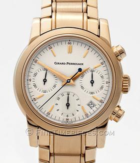 GIRARD PERREGAUX | pour Ferrari Chronograph Rotgold / Roségold | Ref. 80200.0.11.52.1111
