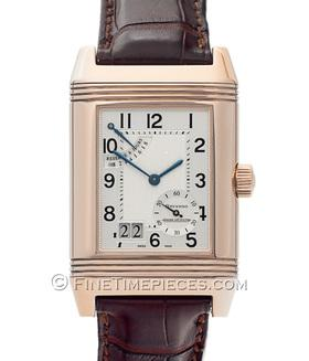 JAEGER-LeCOULTRE | Reverso Grande Date 8 Days Rotgold | Ref. 300.24.01