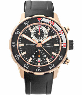 IWC | Aquatimer Chronograph FlyBack Rotgold / Roségold | Ref. IW376903