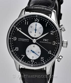 IWC | Portugieser Chronograph Automatic Edelstahl | Ref. 3714