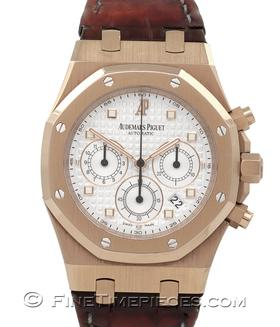 AUDEMARS PIGUET | Royal Oak Chronograph Rosegold | Ref. 26022OR.OO.D088CR.01