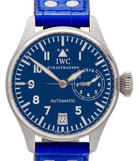 IWC | Big Pilots Watch Platin Limitiert 500 Stück | Ref. IW500202