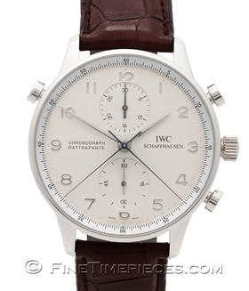 IWC | Portugieser Chronograph Rattrapante Platin | Ref. 3712-005