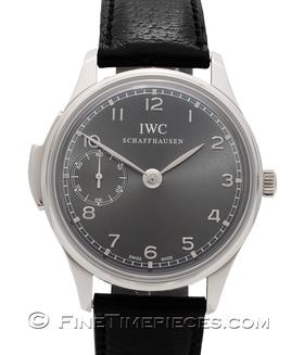 IWC   Portugieser Minutenrepetition Weißgold Limitiert auf 250 Stück   Ref. IW524205