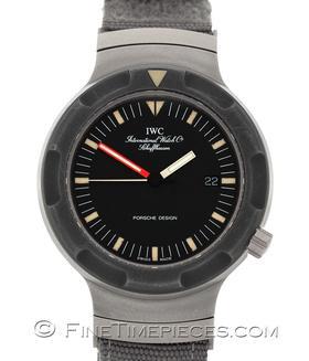 IWC | Porsche Design Ocean 2000 BUND - Service 11/2014 | Ref. 3509-001