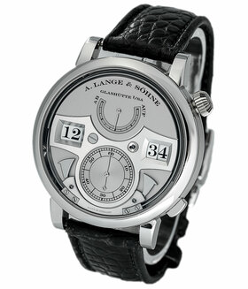 A. LANGE & SÖHNE | Zeitwerk Striking Time Platin | Ref. 145.025