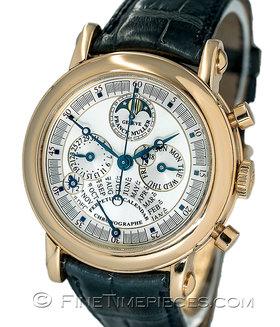 FRANCK MULLER | Perpetual Calendar Chronograph Automatik | Ref. 7000 QPE