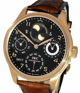 IWC | Portugieser Perpetual Calendar Rotgold Service 2018 | Ref. IW502119