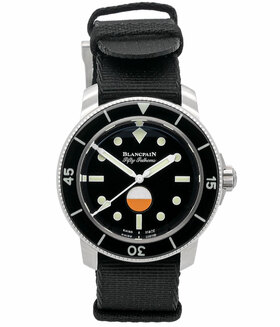 BLANCPAIN | Fifty Fathoms MIL-SPEC Limited for HODINKEE | Ref. 5008 11B30 NABA